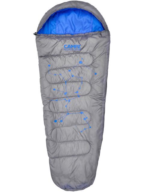 CAMPZ Astro Kids - Sac de couchage Enfant - gris/bleu